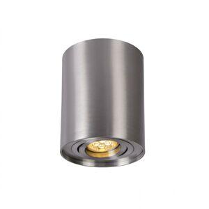 LED21 Přisazené výklopné bodové svítidlo CHLOE GU10, stříbrné SLIP004001